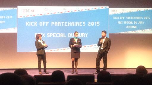 Kick-Off Partenaires 2015